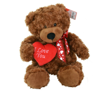 I Love You Bear in Nashville TN, Emma's Flowers & Gifts, Inc.