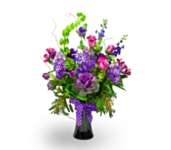 How Deep is Your Love in Bellevue WA, Lawrence The Florist