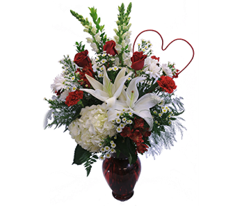 Be My Love - Premium in Fort Pierce FL, Giordano's Floral Creations