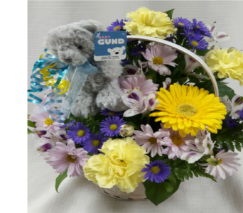 It's A Boy in Belleville ON, Barber's Flowers Ltd