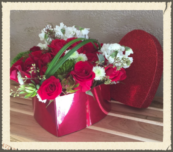 With All My Heart In Alpharetta Ga Rogers Florist