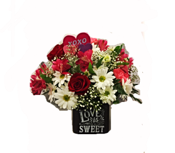 Love is Sweet in Ottawa ON, The Fresh Flower Company