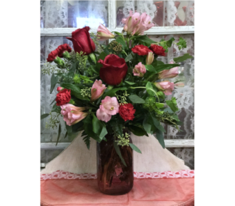 True Love in Elizabeth City NC, Mildred's Florist Shop
