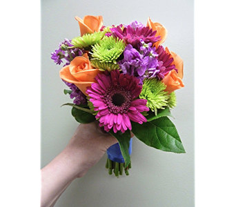 Vibrant Gerber Bouquet  in Fairless Hills PA, Flowers By Jennie-Lynne