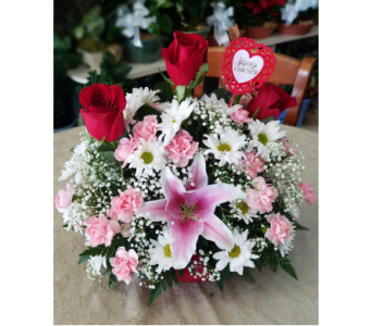 Sending My Love in Lehigh Acres FL, Bright Petals Florist, Inc.