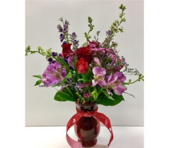 Passionately Yours in Northfield MN, Forget-Me-Not Florist