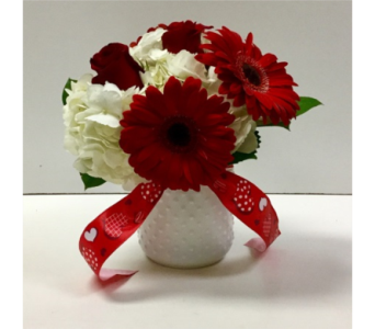 Red, White and You in Northfield MN, Forget-Me-Not Florist