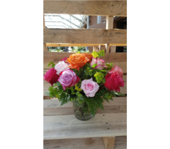 Dancy Dozen in Sioux Falls SD, Cliff Avenue Florist