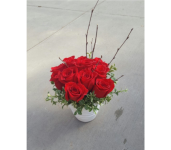 Modern Twist in Sioux Falls SD, Cliff Avenue Florist