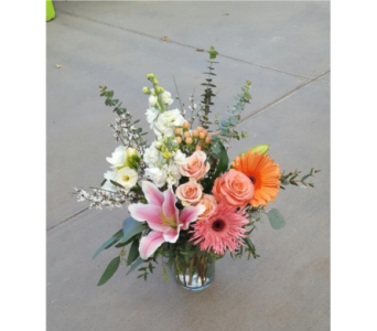 Blush in Sioux Falls SD, Cliff Avenue Florist