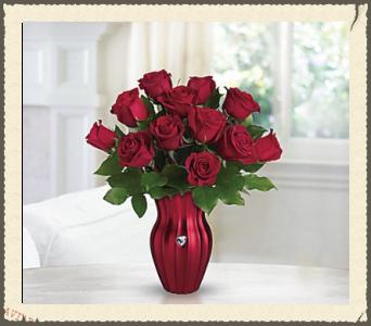 Heart Of A Rose Bouquet In Alpharetta Ga Rogers Florist