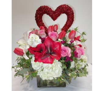 A Whole Lotta Love in Oklahoma City OK, New Leaf Floral Inc