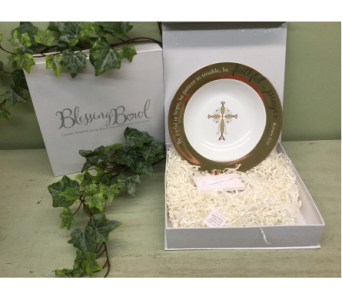 Faithful In Prayer Bowl in Owensboro KY, Welborn's Floral Company
