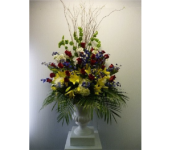 Custom in Albertville AL, The Flower Market