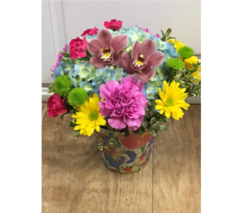 Spring Medley in Fargo ND, Dalbol Flowers & Gifts, Inc.