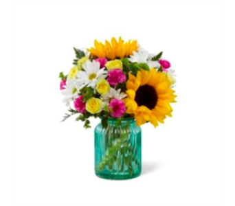 The FTD Sunlit Meadows Bouquet in Lebanon OH, Aretz Designs Uniquely Yours
