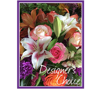 Designer's Choice in Charlottesville VA, A New Leaf Florist