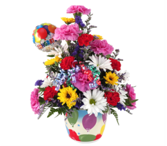 Congratulations Bouquet in Southfield MI, Thrifty Florist