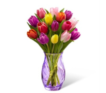 The FTD Spring Tulip Bouquet in Lebanon OH, Aretz Designs Uniquely Yours