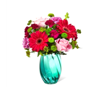 The FTD Spring Skies Bouquet in Lebanon OH, Aretz Designs Uniquely Yours