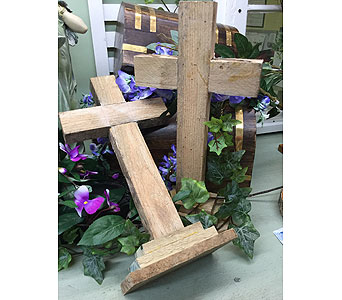 The Old Rugged Cross in Owensboro KY, Welborn's Floral Company