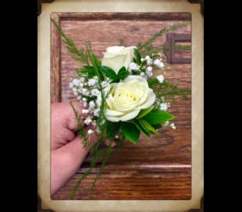 2 baby rose boutonnire in yorba linda ca garden gate - Garden Rose Boutonniere
