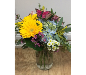 Wildflower Wishes in Fargo ND, Dalbol Flowers & Gifts, Inc.