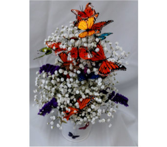 Fly With Me in Littleton CO, Littleton's Woodlawn Floral