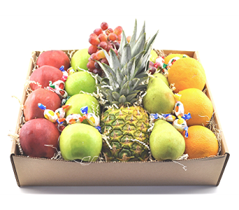 Fruit Gift Box in Spartanburg SC, A-Arrangement Florist