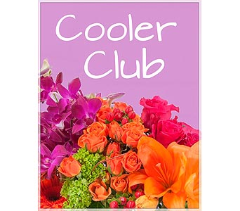 Cooler Club in Newton KS, Ruzen Flowers