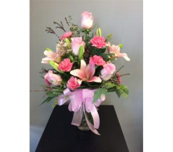 Pretty in Pink  in Andover MN, Andover Floral