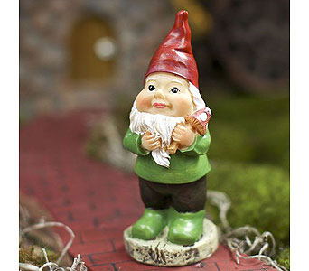 Fairy or Gnome Garden  in Casper WY, Keefe's Flowers