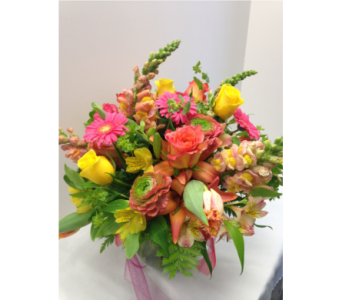 Custom Arrangement in Crafton PA, Sisters Floral Designs