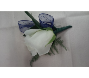 White Rose Single in Brecksville OH, Brecksville Florist