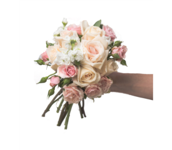 Pink Clutch Bouquet in Little Rock AR, Tipton & Hurst, Inc.
