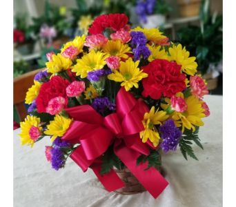 Bright Basket in Lehigh Acres FL, Bright Petals Florist, Inc.