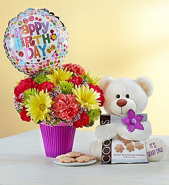Lots Of Love Birthday in Port Charlotte FL, Punta Gorda Florist Inc.