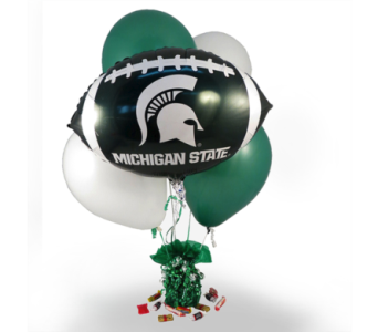 Michigan State Fan  in Southfield MI, Thrifty Florist