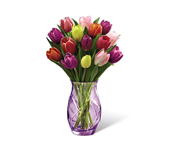 The FTD Spring Tulip Bouquet in Dayton OH, Furst The Florist & Greenhouses