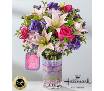 The FTD� So Very Loved� Bouquet by Hallmark in Chelsea MI, Chelsea Village Flowers