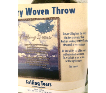 Falling Tears in Fayetteville GA, Our Father's House Florist & Gifts