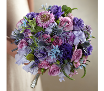Purple Weddings 34 in Albuquerque NM, Silver Springs Floral & Gift