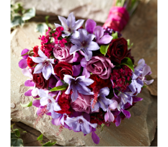 Purple weddings 40 in Albuquerque NM, Silver Springs Floral & Gift