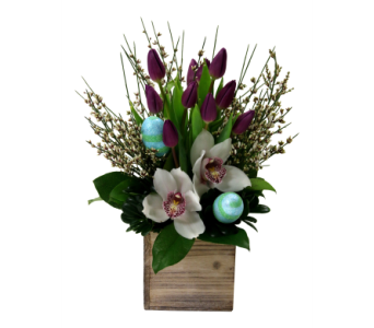 Egg Patch in Detroit and St. Clair Shores MI, Conner Park Florist