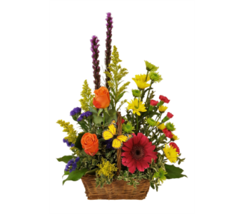 Spring Basket by Country Greenery in Moorhead MN, Country Greenery