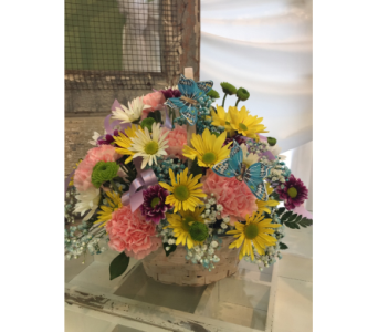 SHERWOOD�s Butterfly Bouquet  in Spring Hill FL, Sherwood Florist Plus Nursery
