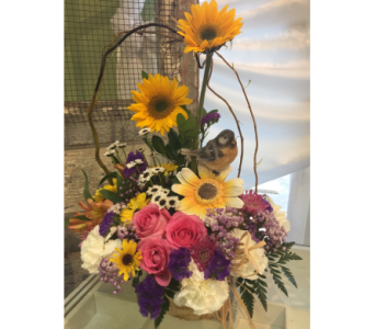 Song Bird Of Spring  in Spring Hill FL, Sherwood Florist Plus Nursery