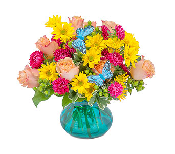 Flutter Your World in Redwood City CA, Redwood City Florist