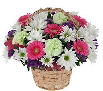 Basket Full of Cheer in Markham ON, Freshland Flowers