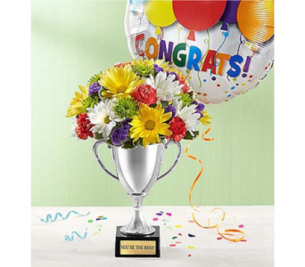 Trophy Bouquet You�re The Best in Huntington WV, Archer's Flowers and Gallery